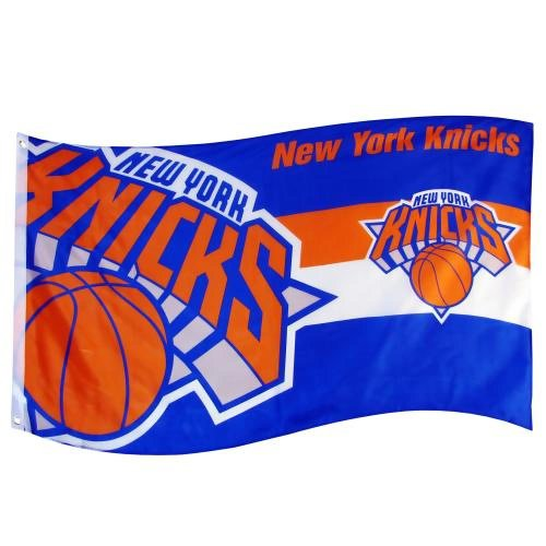 New York Knicks Official Basketball Gift Flag - A Great Christmas / Birthday Gift Idea For Men And Boys Test