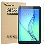 Vivibel Panzerglas Schutzfolie für Samsung Galaxy Tab S2 9.7 [9H Härte][ Anti-Kratzen][Kristall-klar][Bläschenfrei zu Montage] [0,33mm Ultra-Dünn 2.5D ]