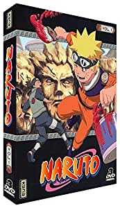 Naruto, vol.1 - Coffret digipack 3 DVD