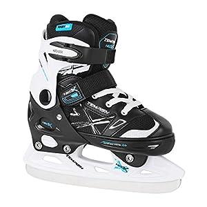 TEMPISH Jungen Neo-x Ice Größenverstellbare Eishockey, Kinder-Schlittschuhe