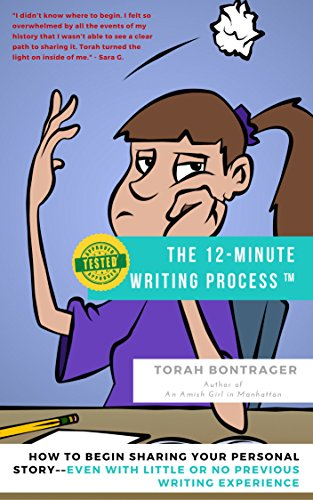 The 12-Minute Writing Guide: How to Begin Sharing Your Personal Story––Even With Little or No Previous Writing Experience (English Edition) por Torah Bontrager