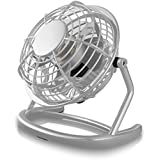 Mini Ventilateur USB | Mini ventilateur de bureau / Fan | pour ordinateur / ordinateur portable | anthracite
