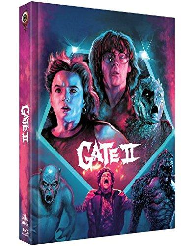 Gate 2 - Das Tor zur Hölle - 2-Disc Limited Collector's Edition Nr.16 (Blu-ray + DVD) - Limitiertes Mediabook auf 333 Stück, Cover C