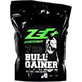ZEC+ BULLGAINER zum Masse aufbauen | klassischer Weight-Gainer mit Proteinen und Kohlenhydraten | perfekt f�r Hardgainer und Massephase Bild
