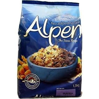 Alpen Muesli The Swiss Recipe 1.3kg No Added Sugar
