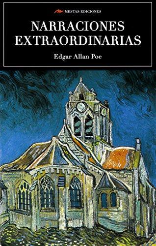 Scu. Narraciones Extraordinarias (Ed.Integra) (SELECCIÓN CLÁSICOS UNIVERSALES) por EDGAR ALLAN POE