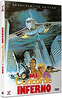 Das Concorde Inferno (Große Hartbox / Cover B)