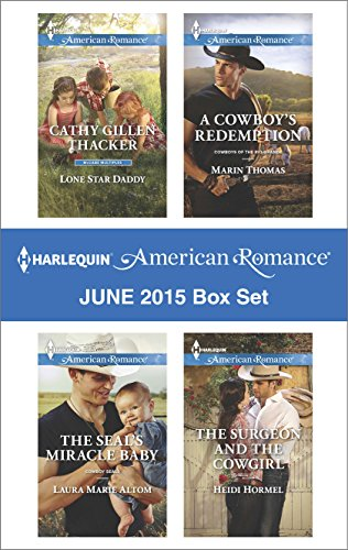 harlequin-american-romance-june-2015-box-set-lone-star-daddythe-seals-miracle-babya-cowboys-redempti
