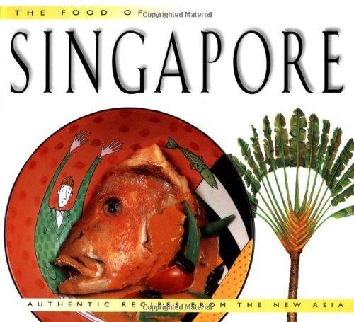 Food of Singapore (P) (Food of the World Cookbooks) by Djoko Wibisono (1995-04-01)