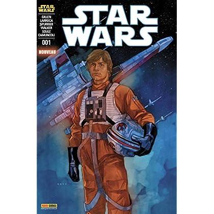 Star Wars nº1 (couverture 1/2)