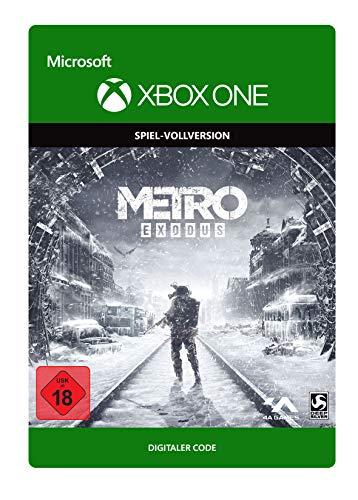 Metro Exodus [Xbox One - Download Code] (Online Code One Xbox)