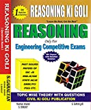 Reasoning Book only for Engineering Competitive Exams with detailed solution of 90+ Papers
