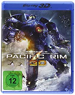 Pacific Rim (+2 BRs) [3D Blu-ray]
