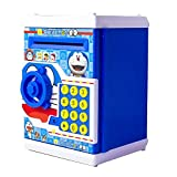 Best B. Toys Locks And Keys - MANAN Kids Piggy Bank Safe Box Money Coin Review