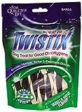 Twistix Small Dental Chews for Pets with Vanilla Mint Flavor, 156 g