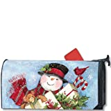 MailWraps Bearing Gifts Mailbox Cover 01048