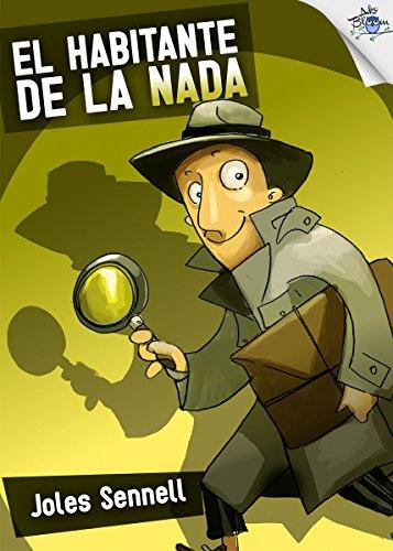 El habitante de la nada (Detective sin blanca nº 2) por Josep Albanell