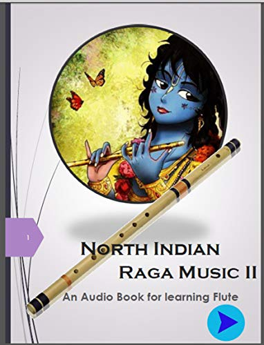 Indian Classical Raga Music Audio Book for learning Flute 2 ...