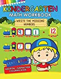 Kindergarten Math Workbook: Easy and Fun Early Learning Workbook Addition Subtraction Practice