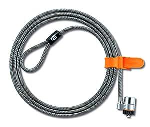 Kensington 64068F MicroSaver Keyed Laptop Lock for Business
