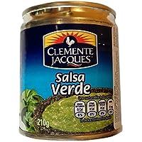 Clemente Jacques Salsa Verde - 210 gr