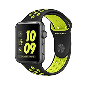 Apple Watch S2 Nike+ Smartwatch 42 mm Gris Sidéral