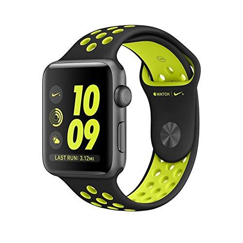 51b23qNL2sL - [MediaMarkt] Apple Watch Series 2 Nike+ 38mm für nur 279€