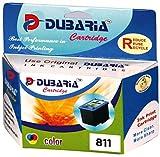 Dubaria Cl-811 Colour Ink Cartridge Comp...