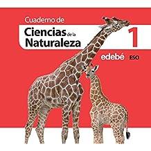 Cuaderno Ciencias de La Naturaleza 1Eso - 9788468301396