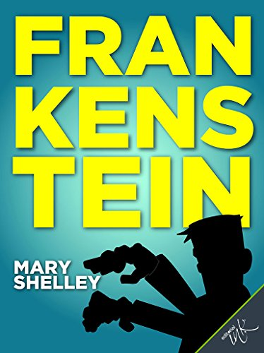 Frankenstein (Clásicos Ink nº 4) por Mary Shelley