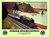 Cornish Riviera Express blechschild (og 2015)