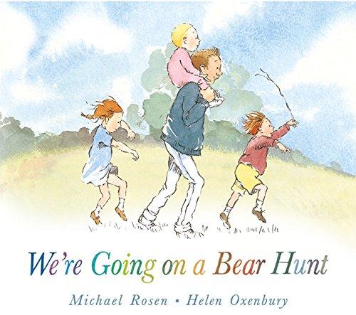 We are going on a bear hunt. Ediz. a colori