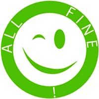 allfine!