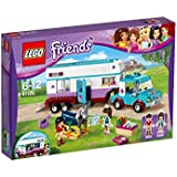 LEGO® Friends 41125 - Pferdeanhänger und Tierärztin