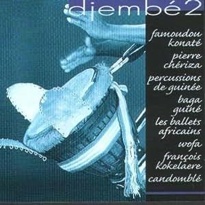 Djembe, Vol. 2: Famoudou Konate
