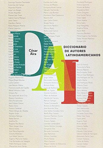 Diccionario de autores latinoamericanos (Escrituras)