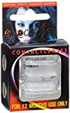 Eyecatcher Color Fun X-mas - farbige Kontaktlinsen - Merry Christmas - Rudolph red Nose