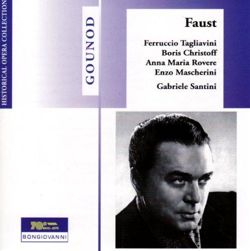 Faust - G. Santini, 1954