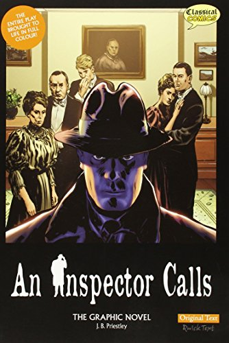 An An Inspector Calls the Graphic Novel: An Inspector Calls Original Text