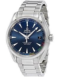 Omega Seamaster Aqua Terra especialidades olímpicos automático Mens Reloj 522.10.42.21.03.001