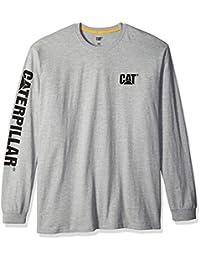 Caterpillar - Camiseta de manga larga - Calidad Superior