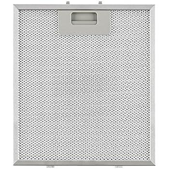Klarstein Aluminium-Fettfilter 23x26 Austauschfilter Abzugshaube Ersatzfilter