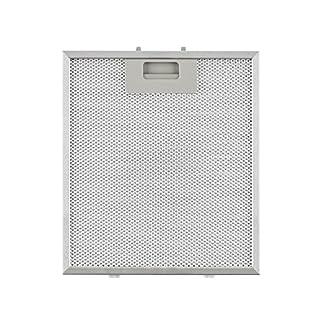 Klarstein Repuesto de filtro de grasa de aluminio 23 x 26 cm (adecuado para campanas extractoras Klarstein)