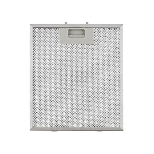 Klarstein Repuesto de filtro de grasa de aluminio 23 x 26 cm...