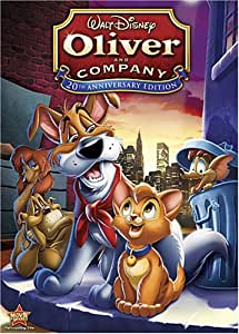 Oliver & Company [DVD] [1988] [Region 1] [US Import] [NTSC]