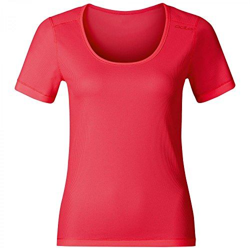 Odlo Cubic T-Shirt manches courtes Femme Bittersweet