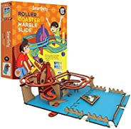 Smartivity Roller Coaster Marble Slide STEM STEAM Educational DIY Building Construction Activity Toy Game Kit,