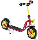 Puky 5143–Roller mit Ständer R 03, Rot