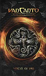 Voices Of Fire (44-seitiges Mediabook)