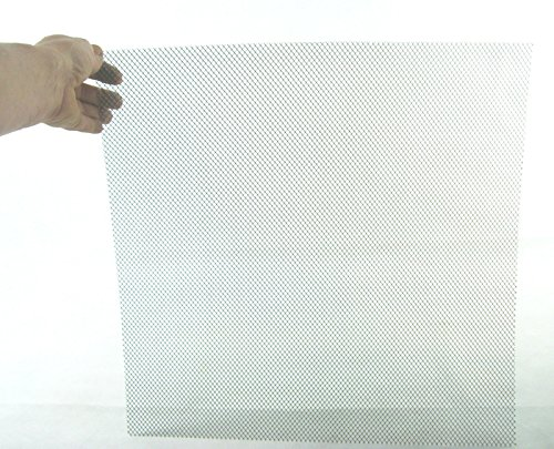 simonthebeekeeper 5 x Beekeepers varroa mesh sheets for National Bee hives 46cm x 46cm 4